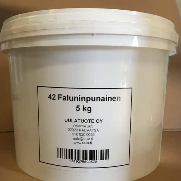 Falunpunainen 5kg